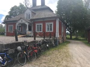 Malingsbo herrgard - Cyklar