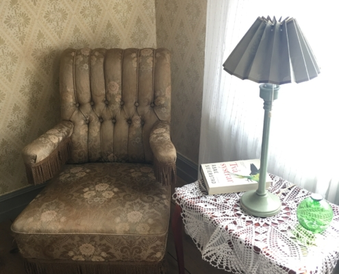 Malingsbo herrgard - Pensionat vastra gavelrummet