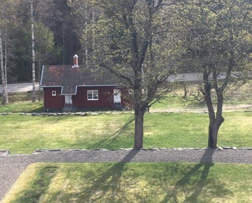 Malingsbo herrgård - Tättas stuga
