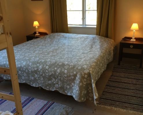 Tättas stuga - sovrum 1